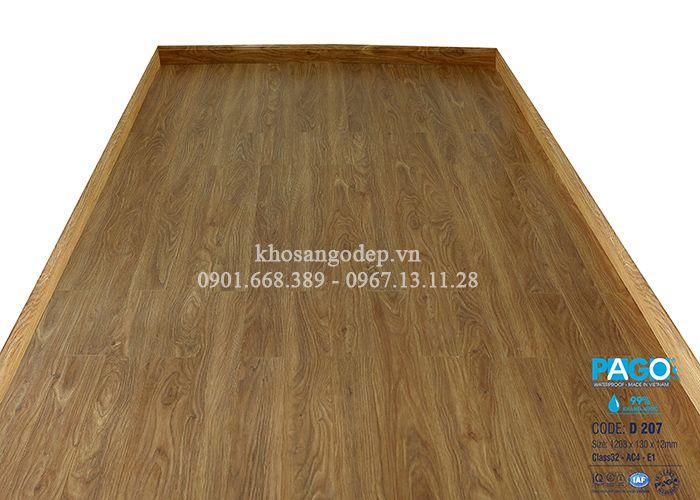 Sàn gỗ Pago tại Hoàng Mai