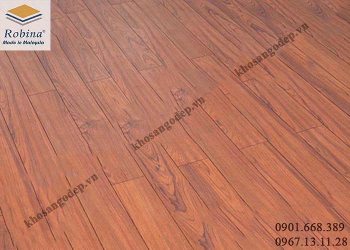 Sàn gỗ Malaysia Robina 12mm tại Cầu Giấy Hà Nội