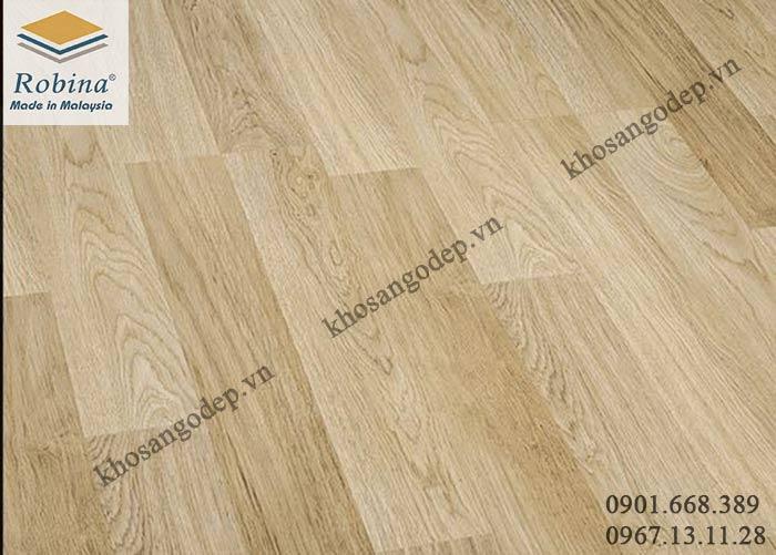 Sàn gỗ Robina 12mm O28