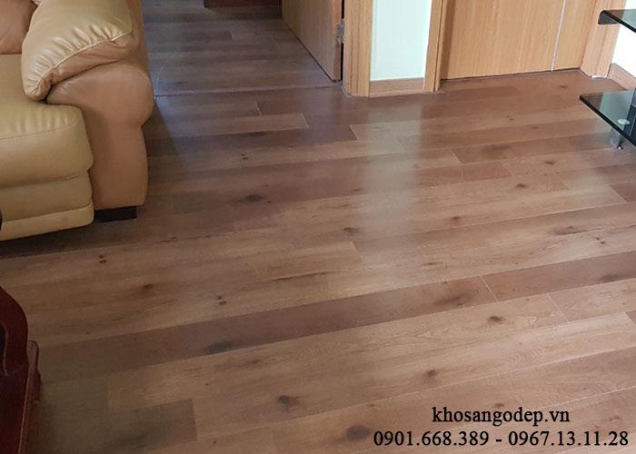 Sàn gỗ công nghiệp Savi