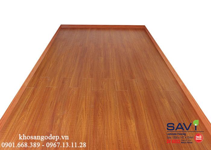 Sàn gỗ Savi SV6033 tại Lai Châu