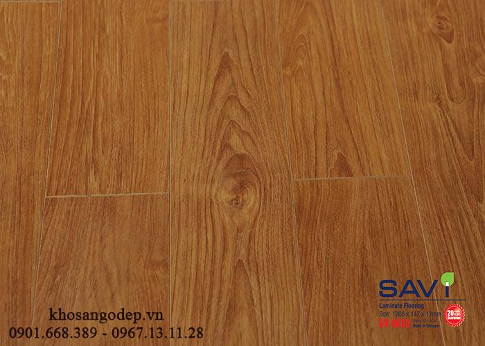 Sàn gỗ Savi SV6035 tại Hải Phòng