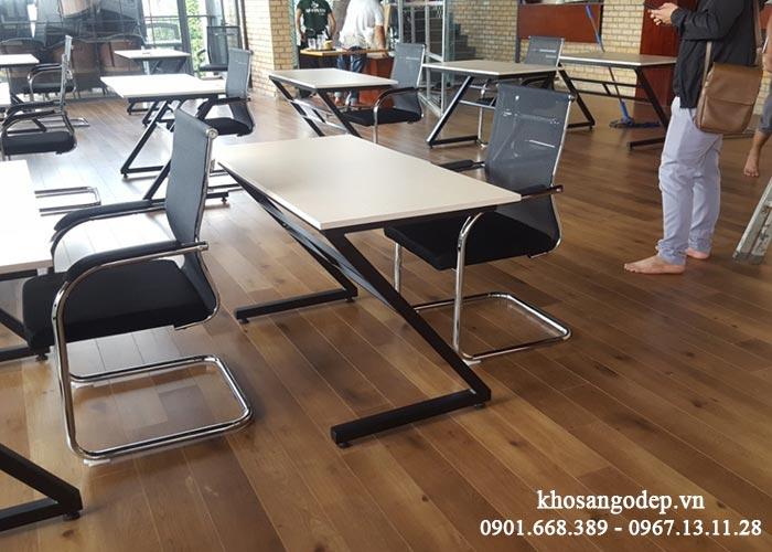 Sàn gỗ Savi SV6036 tại Thái Bình