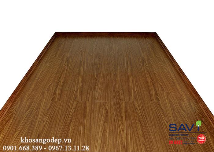 Sàn gỗ Savi SV6037 tại Hải Dương