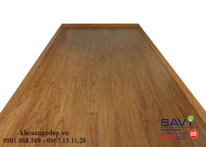 Sàn gỗ Savi SV8032 tại Đông Anh