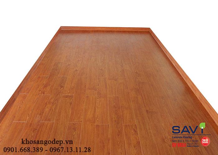 Sàn gỗ Savi SV8034 tại Hà Nam
