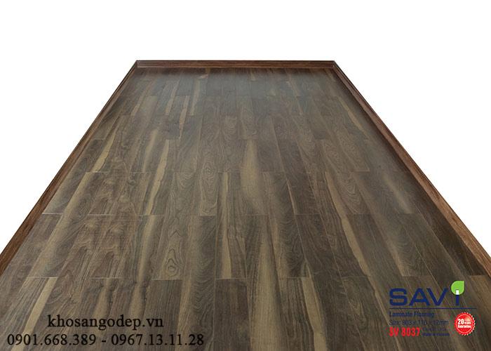 Sàn gỗ Savi SV8037 tại Long Biên