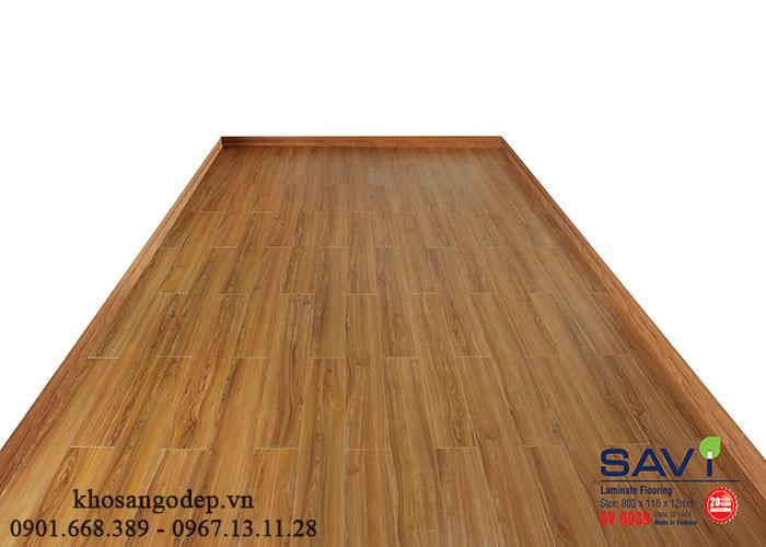 Sàn gỗ Savi SV8039 tại Thanh Trì