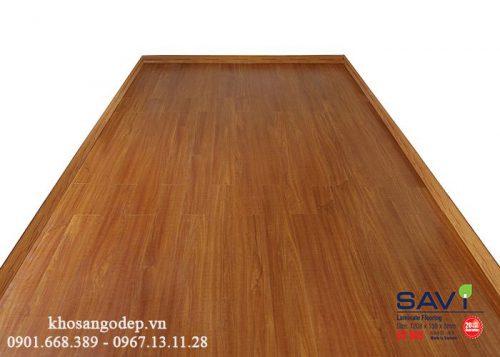 Thi công sàn gỗ Savi SV903
