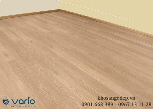 Sàn gỗ Vario dày 8mm O122 tại Hải Phòng