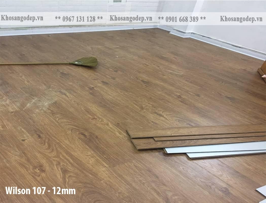 Sàn gỗ Wilson tại Hà Nội