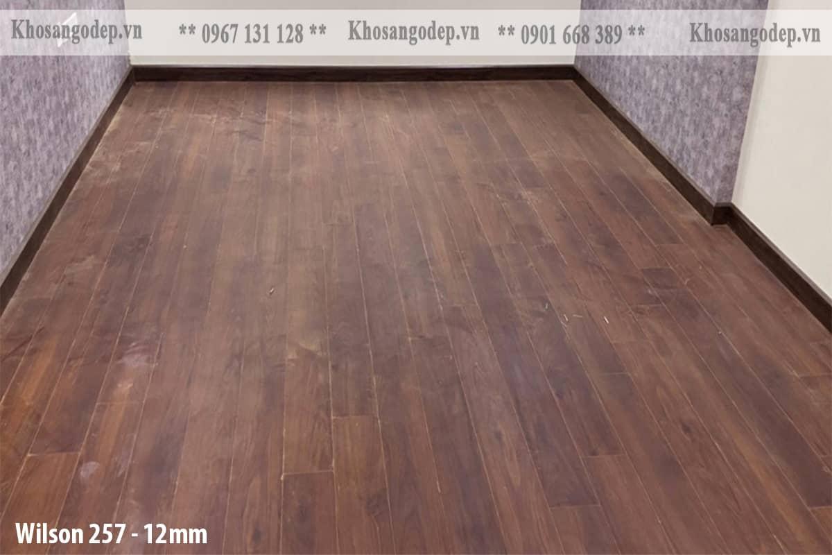Sàn gỗ Wilson tại Ninh Bình