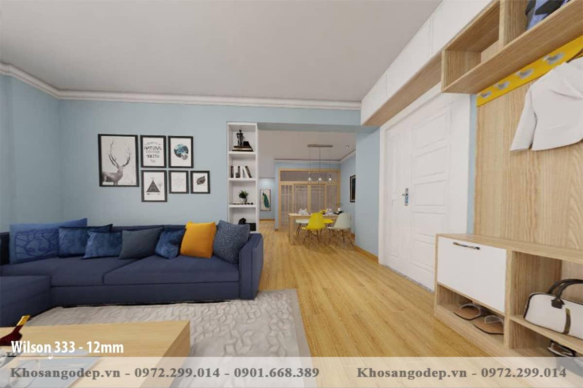 Sàn gỗ Wilson tại Haỉ Phòng