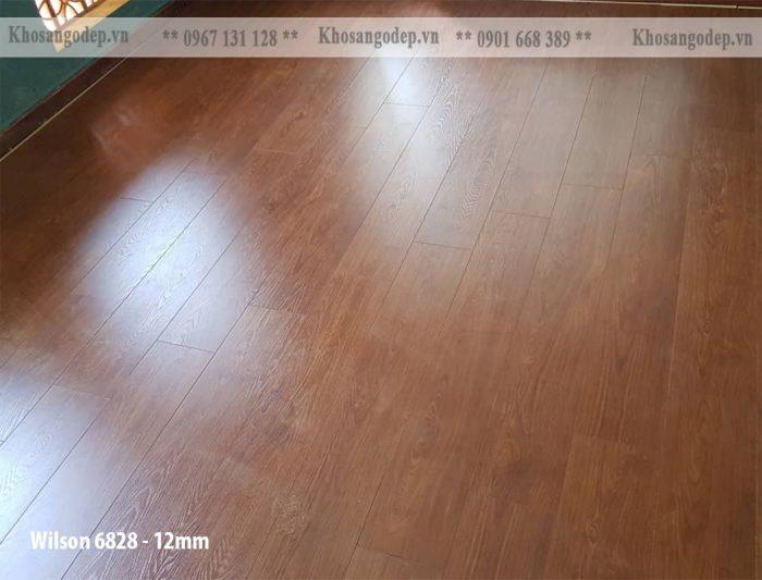 Sàn gỗ Wilson tại Gia Lâm
