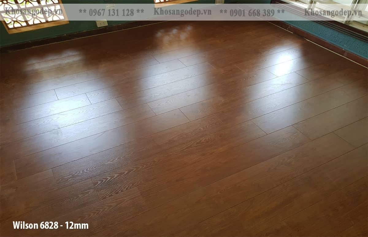 Sàn gỗ Wilson 6828