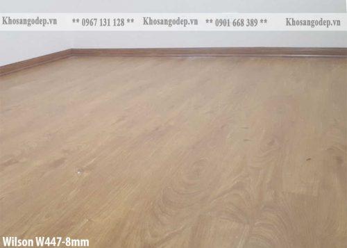 Sàn gỗ Wilson W447