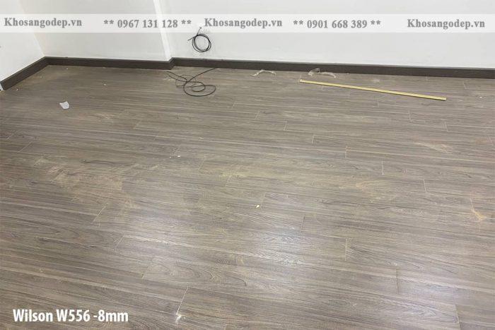 Sàn gỗ Wilson 8mm W556