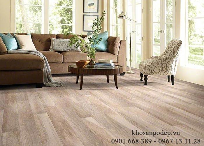 Sàn gỗ Wilson tại Long Biên