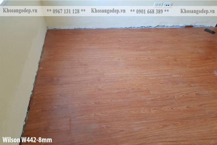 Sàn gỗ Wilson W442