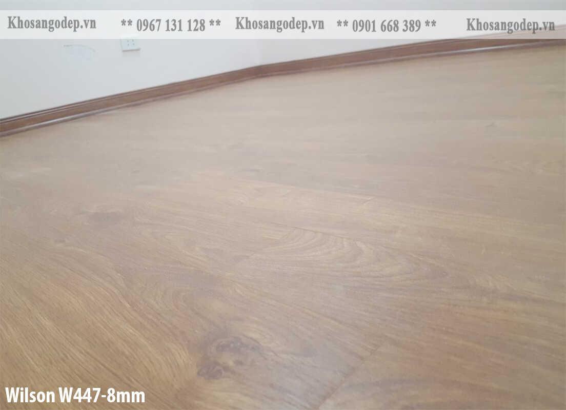 Sàn gỗ Wilson tại Hà Nam