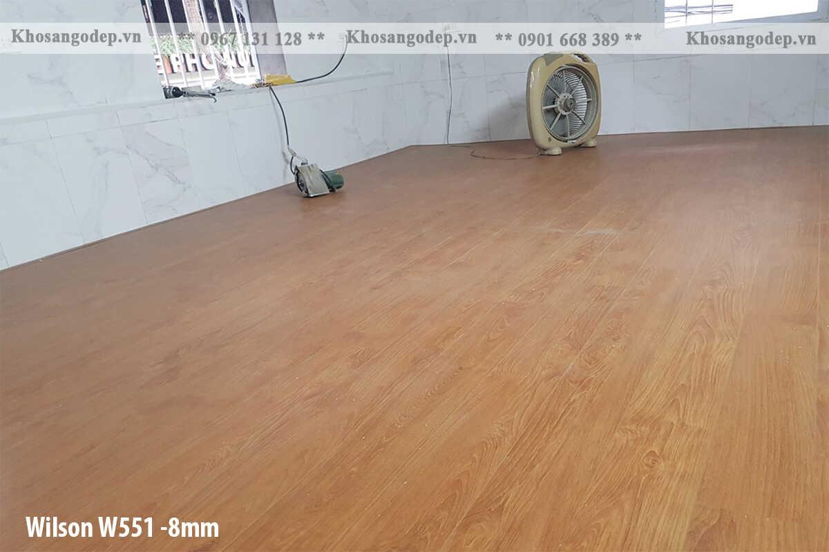 Sàn gỗ Wilson W551