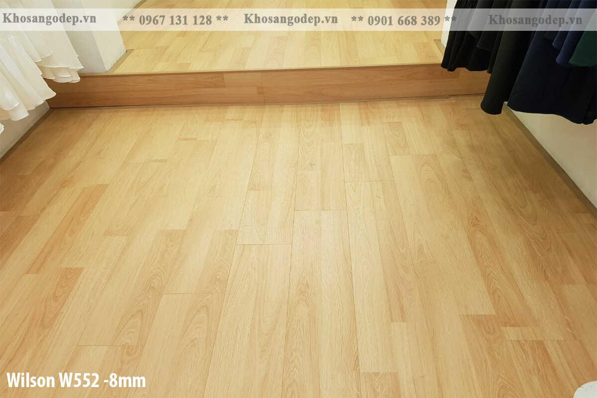 Sàn gỗ Wilson W552