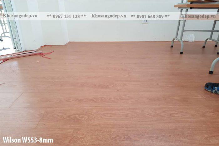 Sàn gỗ Wilson W553