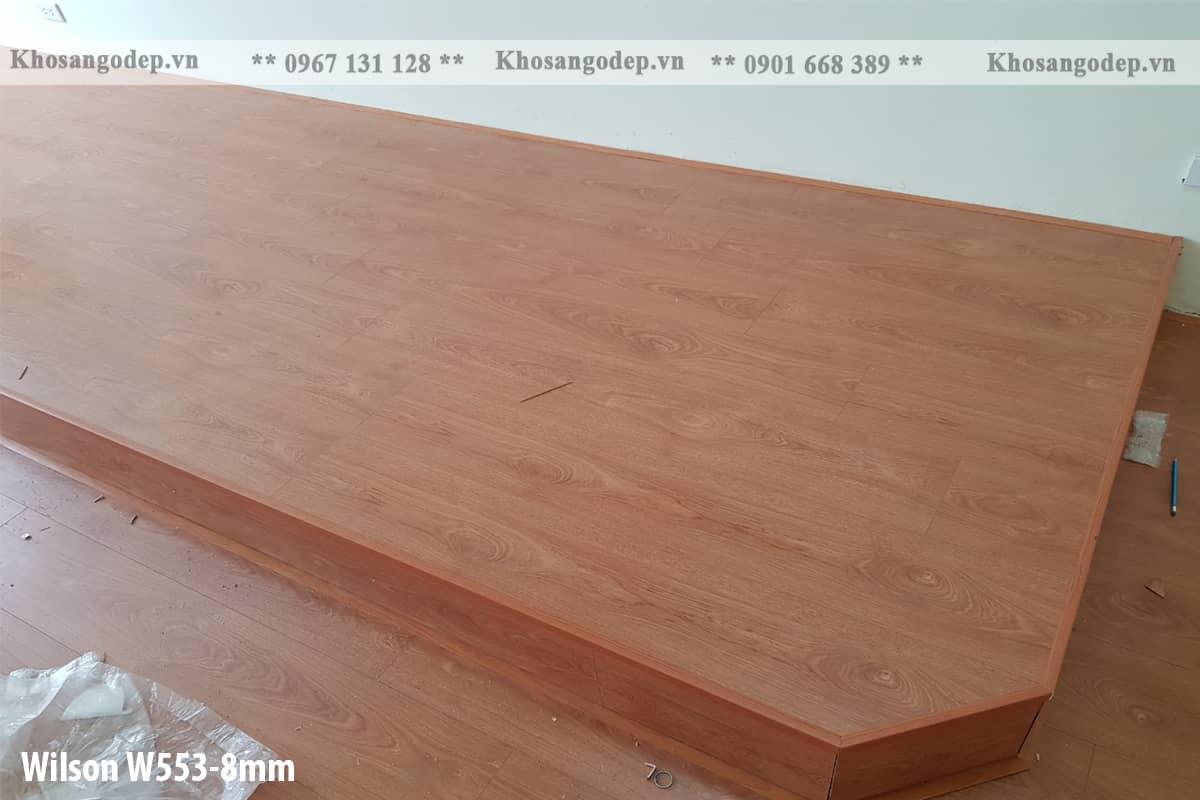 Sàn gỗ Wilson W553 8mm