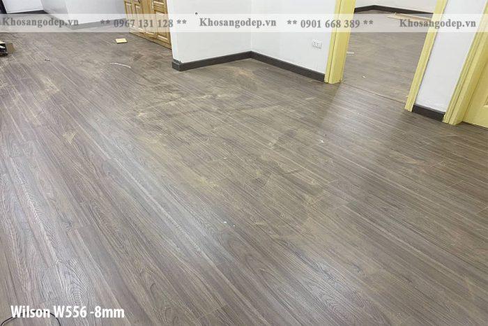 Sàn gỗ Wilson W556 8mm
