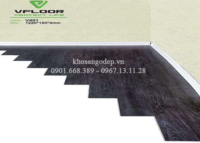 Sàn nhựa Vfloor V401