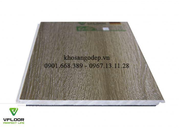 Sàn nhựa hèm khóa Vfloor V404