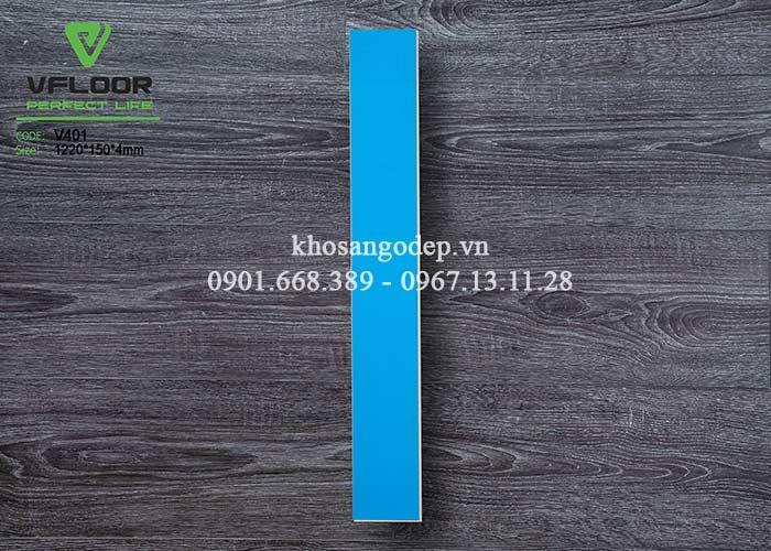 Sàn nhựa cao cấp Vfloor V401 4mm