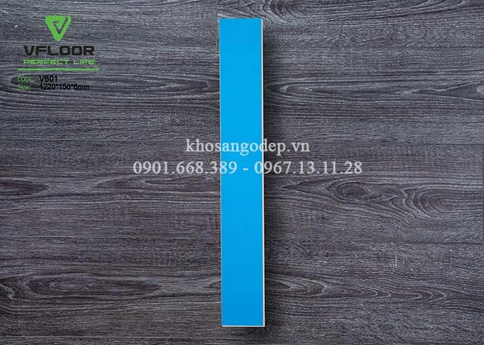 Sàn nhựa giả gỗ Vfloor V601
