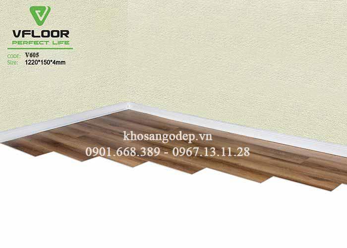 Sàn nhựa Vfloor V605