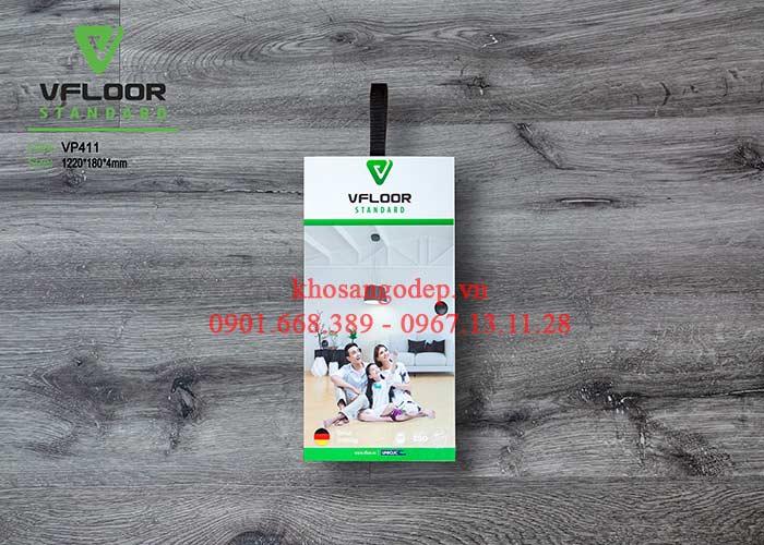Sàn nhựa Vfloor Standard VP 411