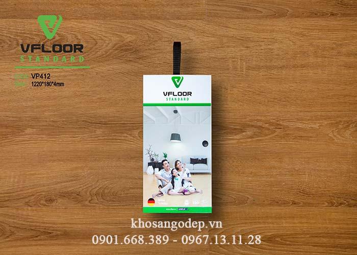 Sàn nhựa Vfloor Standard VP 412
