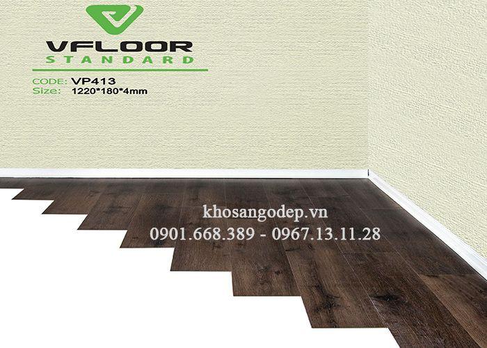 Sàn nhựa Vfloor Standard VP 413