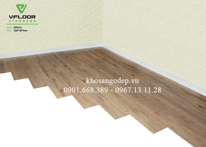 Sàn nhựa Vfloor Standard VP 414