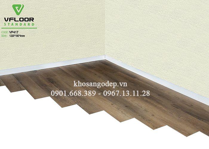 Sàn nhựa Vfloor Standard VP 417