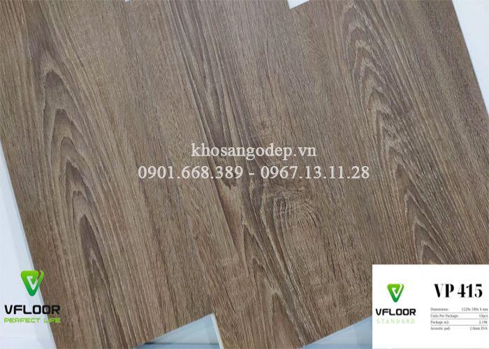 Sàn nhựa Vfloor Standard VP 415