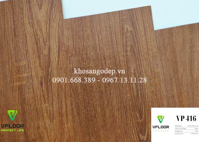 Sàn nhựa Vfloor Standard VP 416