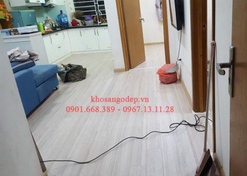 Sàn gỗ Wilson W445 tại Nam Định