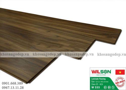 Sàn gỗ Việt Nam giá rẻ