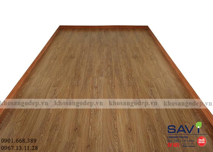 Sàn gỗ công nghiệp giá rẻ tại Hoàng Mai Hà Nội