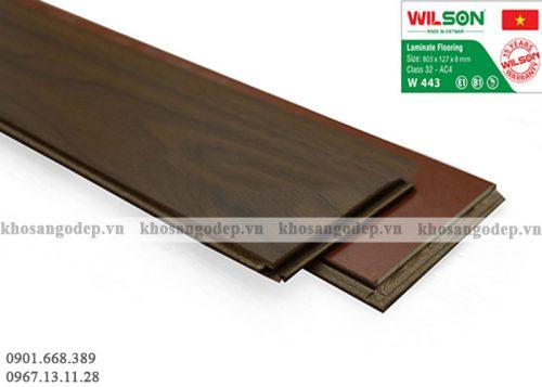 Sàn gỗ công nghiệp giá rẻ tại Hà Đông Hà Nội