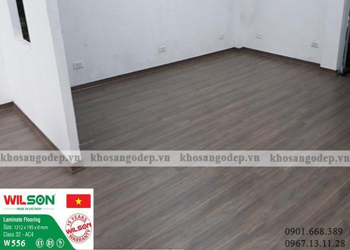 Sàn gỗ Việt Nam 8mm