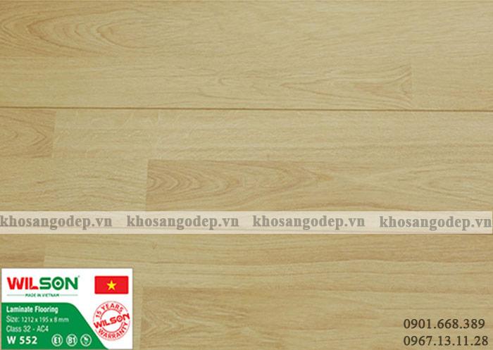 Sàn gỗ Việt Nam giá rẻ 8mm