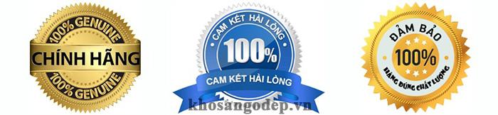 Cam kết chính hãng sàn gỗ Kronopol