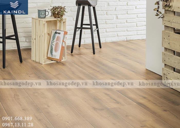 Cách phối màu sàn gỗ Kaindl