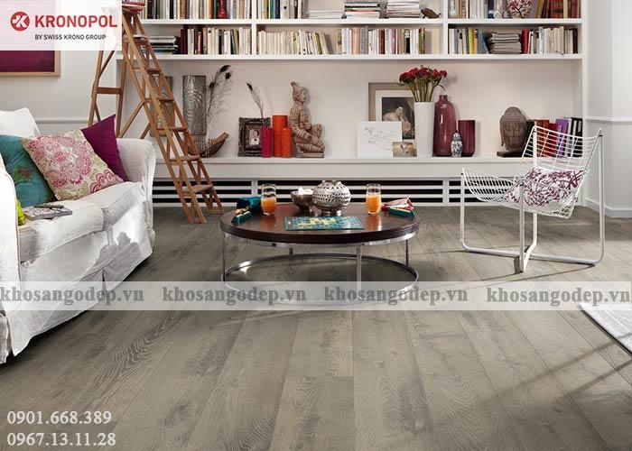 Phối màu sàn gỗ Kronopol